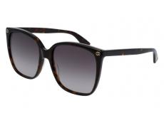 Ochelari de soare Gucci - Gucci GG0022S-003