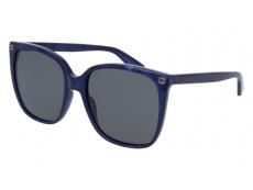 Ochelari de soare Supradimensionați - Gucci GG0022S-005