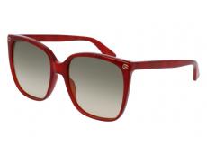 Ochelari de soare Gucci - Gucci GG0022S-006
