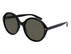 Ochelari de soare Ovali - Gucci GG0023S-001
