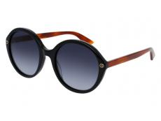 Ochelari de soare Ovali - Gucci GG0023S-003