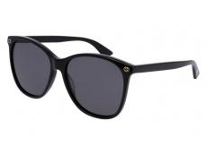 Ochelari de soare Gucci - Gucci GG0024S-001