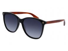 Ochelari de soare Ovali - Gucci GG0024S-003
