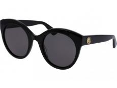 Ochelari de soare Gucci - Gucci GG0028S-001