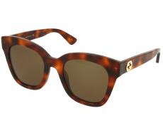 Ochelari de soare Gucci - Gucci GG0029S-002