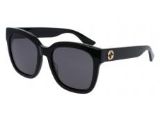 Ochelari de soare Gucci - Gucci GG0034S-001