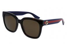 Ochelari de soare Gucci - Gucci GG0034S-004