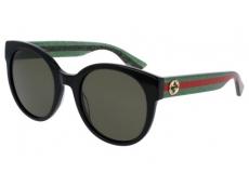 Ochelari de soare Ovali - Gucci GG0035S-002