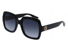 Ochelari de soare Gucci - Gucci GG0036S-001