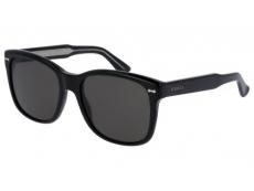 Ochelari de soare Gucci - Gucci GG0050S-001