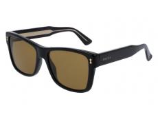 Ochelari de soare Gucci - Gucci GG0052S-001