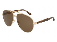 Ochelari de soare Gucci - Gucci GG0054S-002