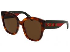 Ochelari de soare Supradimensionați - Gucci GG0059S-002