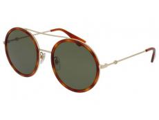 Ochelari de soare Rotunzi - Gucci GG0061S-002