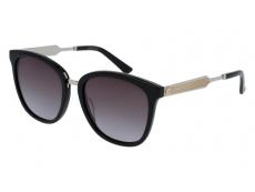 Ochelari de soare Ovali - Gucci GG0073S-001