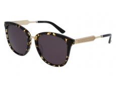 Ochelari de soare Ovali - Gucci GG0073S-002