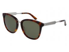 Ochelari de soare Ovali - Gucci GG0073S-003