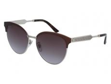 Ochelari de soare Cat-eye - Gucci GG0074S-004