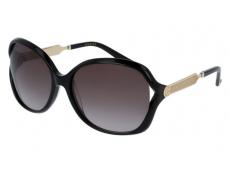 Ochelari de soare Ovali - Gucci GG0076S-002
