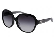 Ochelari de soare Ovali - Gucci GG0080SK-002