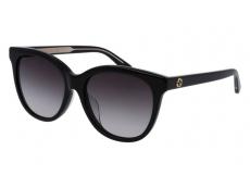 Ochelari de soare Ovali - Gucci GG0081SK-001
