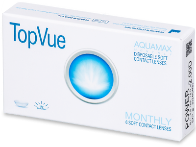 TopVue Monthly (6lentile)