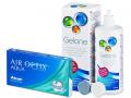 Air Optix Aqua (6lentile) +soluțieGelone360ml