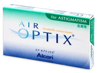 Air Optix for Astigmatism (6lentile)